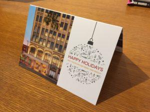 GMLD Christmas Holiday Card - Front