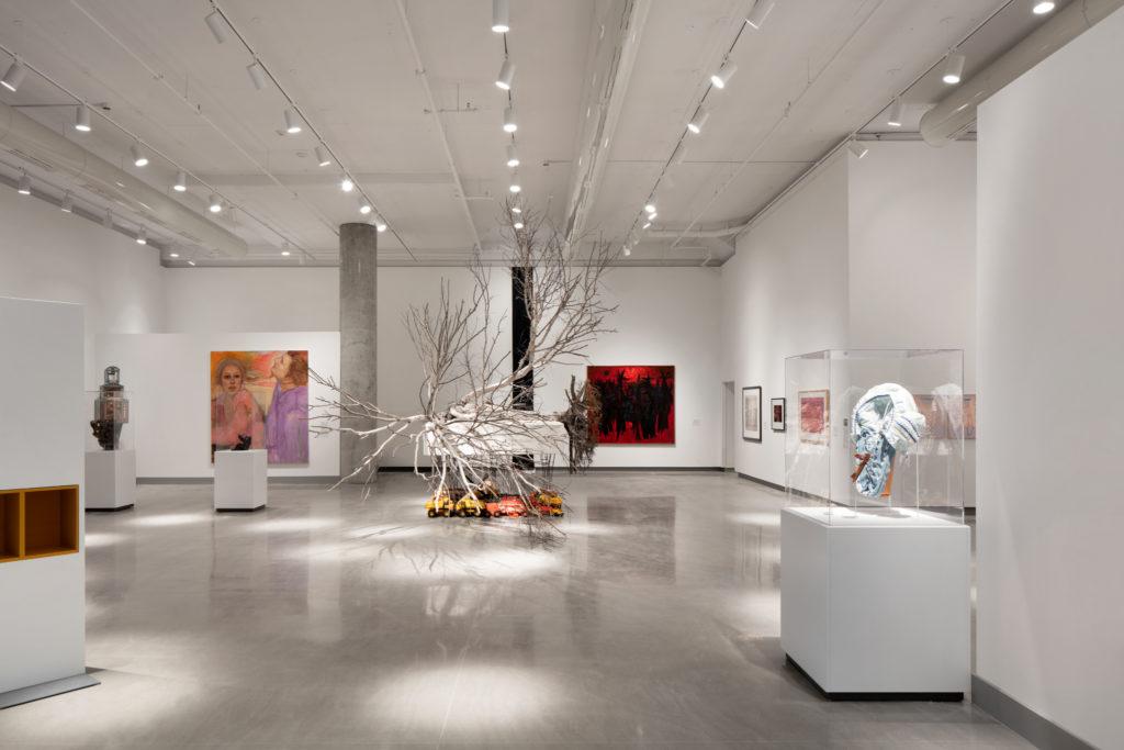 Ottawa Art Gallery - Gallery Interior