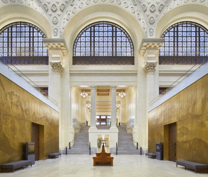 Senate of Canada - Foyer - Tom Arban