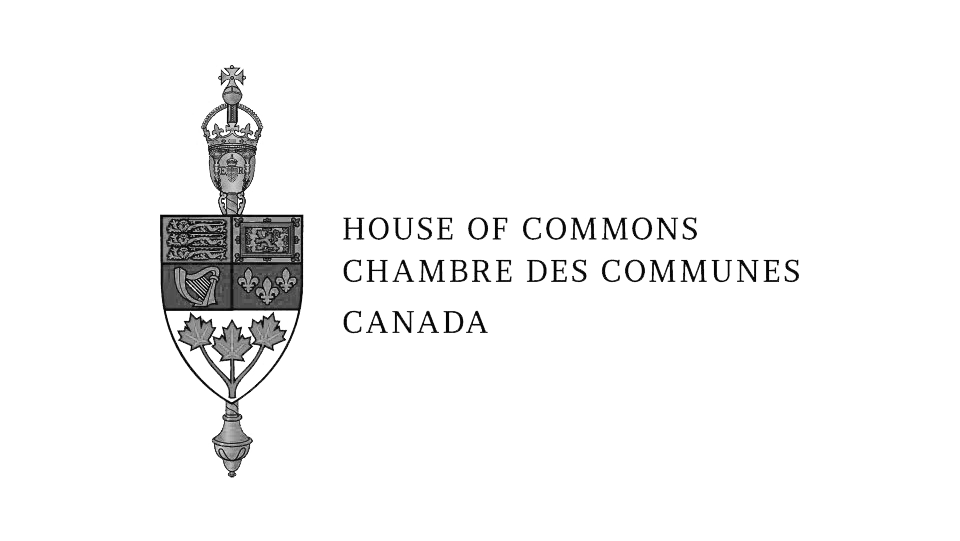 Canada House of Commons Logog