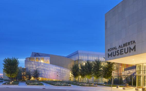 Royal Alberta Museum - Corridor - Tom Arban
